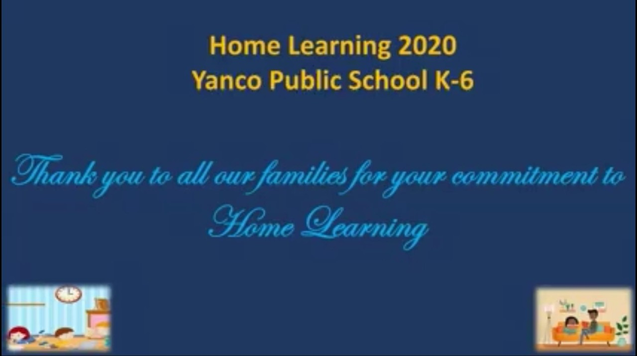 Home Learning 2020